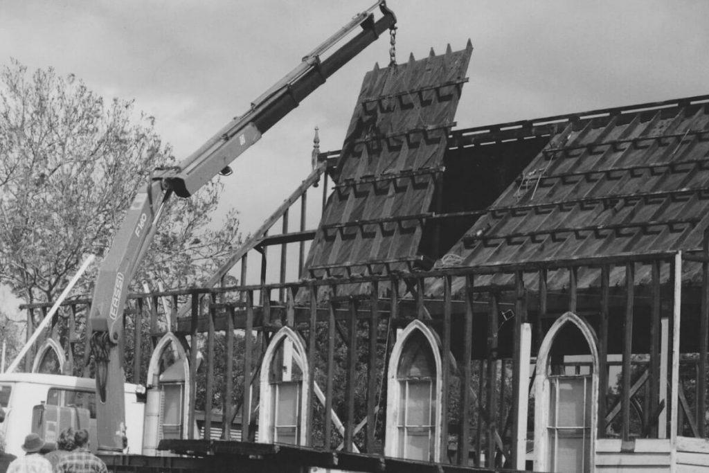 dismantling the church